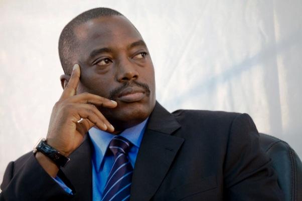 Joseph Kabila président depuis 2001, photo (c) beninmondeinfos