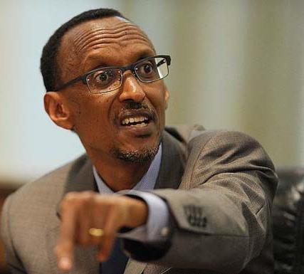 Paul Kagame, président depuis 2000, photo (c) Capitalafrique