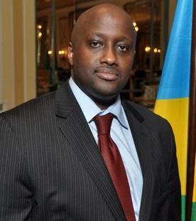 Olivier Nduhungirehe ni ambasaderi w'u Rwanda mu Bubiligi