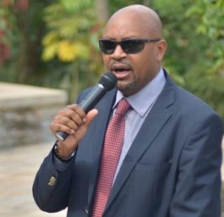 Egide Nkuranga, Umuyobozi w'Impuzamashyirahamwe z'abacitse ku icumu rya Jenoside yakorewe Abatutsi, (IBUKA) Ifoto (c) Umuseke