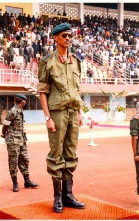 Kagame à Kigali