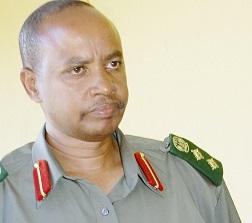 Koloneli Patrick Karegeya. Ifoto/internet