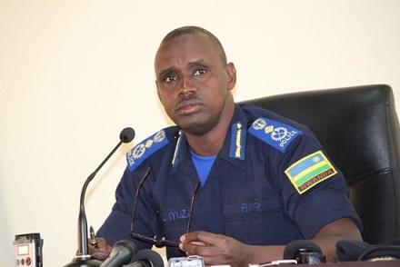 DGIP Danny Munyuza, Umuyobozi mukuru wungirije ushinzwe ibikorwa bya Polisi. Ifoto (c) Igihe