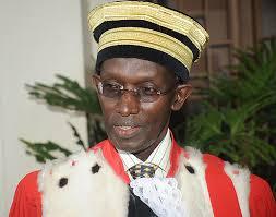 Prof. Sam Rugege, président de la Cour Suprême. Photo (c) gasabo